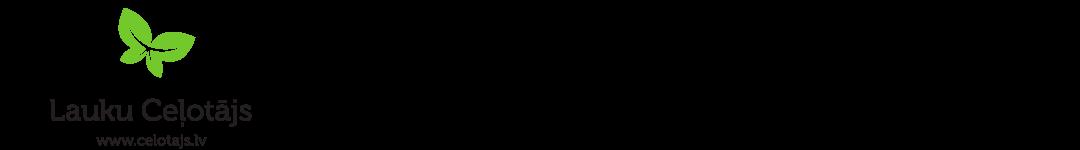 Logotips Lauku ceļotāja e-mācības